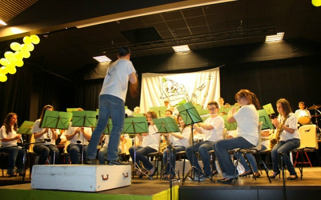 Concert des Juniors
